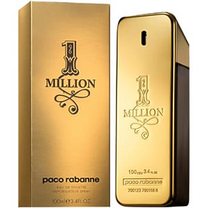 PACO RABANNE ONE MILLION (M) EDT 50ml
