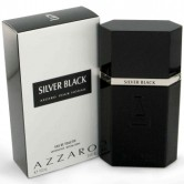 AZZARO SILVER BLACK (M) EDT 50ml