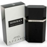 AZZARO SILVER BLACK (M) EDT 100ml