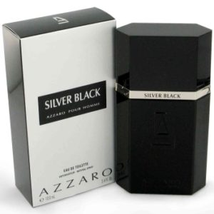 AZZARO SILVER BLACK (M) EDT 100ml