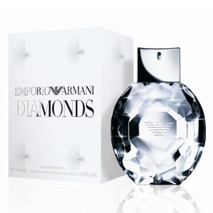 EMPORIO ARMANI DIAMONDS (W) EDP 50ml