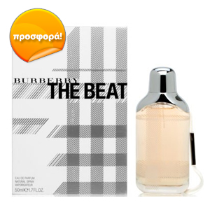 BURBERRY THE BEAT (W) EDP 50ml