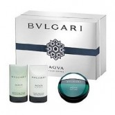 BVLGARI AQUA (M) EDT 50ml + AFTER SHAVE 75ml + SHOWER GEL 75ml