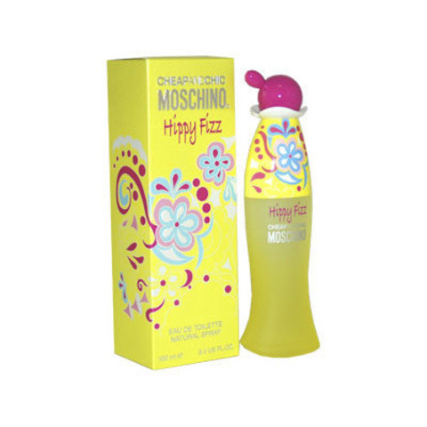 MOSCHINO HIPPY FIZZ (W) EDT 50ml