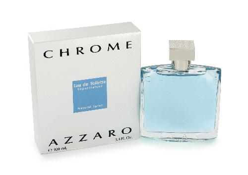 AZZARO CHROME (M) EDT 50ml