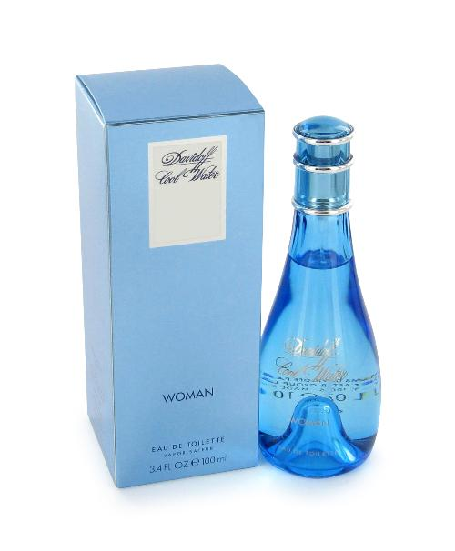 DAVIDOFF COOL WATER (W) EDT 100ml