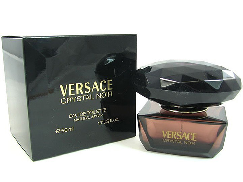 VERSACE CRYSTAL NOIR (W) EDT 50ml