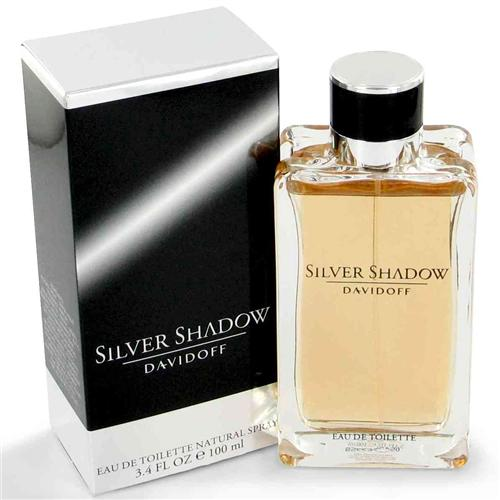 DAVIDOFF SILVER SHADOW (M) EDT 100ml