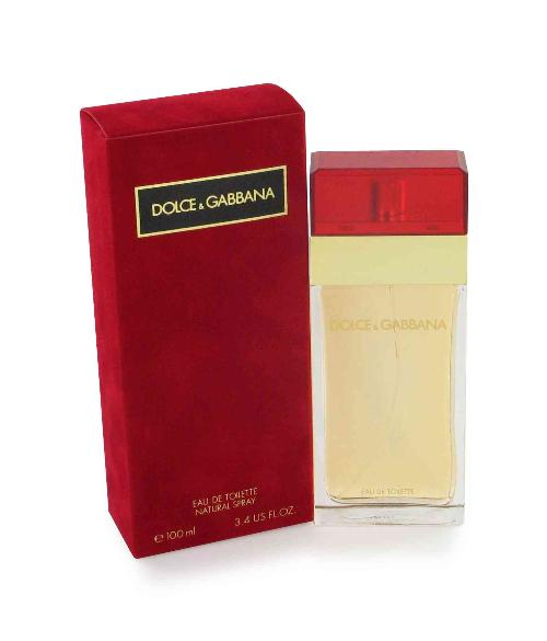 DOLCE & GABBANA (W) EDT 100ml