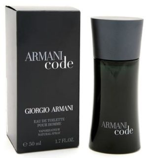 GIORGIO ARMANI CODE (M) EDT 50ml