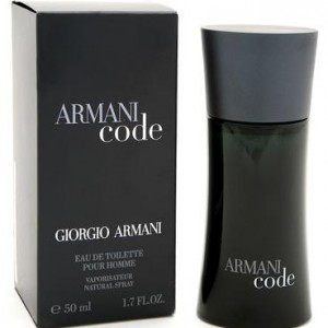 GIORGIO ARMANI CODE (M) EDT 75ml