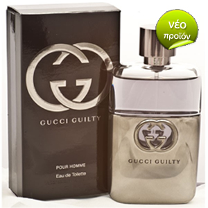GUCCI GUILTY HOMME (M) EDT 90ml