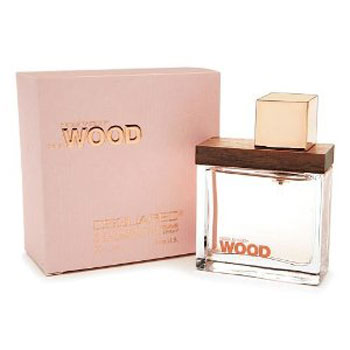 DSQUARED2 SHE WOOD (W) EDP 50ml