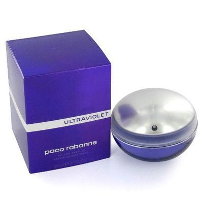 PACO RABANNE ULTRAVIOLET (W) EDP 30ml
