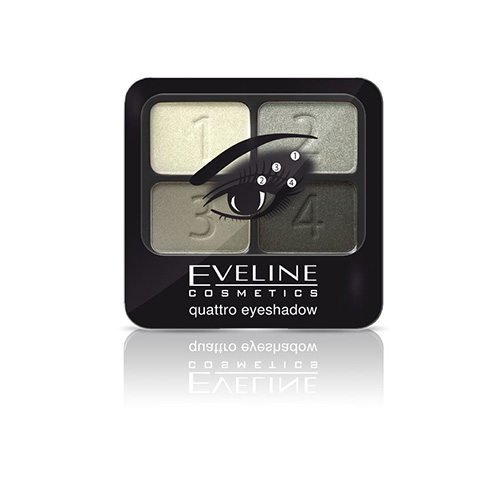 EVELINE QUATTRO EYESHADOW COLOR 03