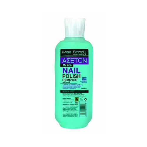 aceton oil με λαδι