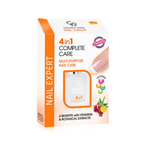 GOLDEN ROSE NAIL CARE 4 IN 1