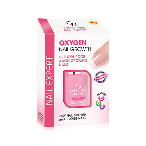 GOLDEN ROSE OXYGEN NAIL GROWTH