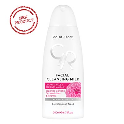 Facial Cleansing Milk Golden Rose 200ml