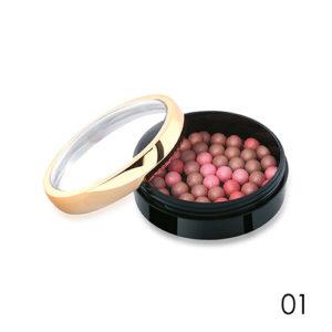 Ball Blusher Golden Rose 01