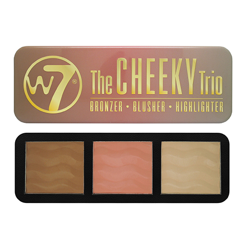 W7 The Cheeky Trio Palette