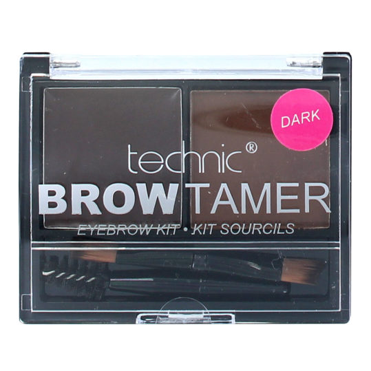 Technic-Brow-Tamer-Eyebrow-Shaping-Kit-Dark
