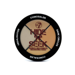 W7 Hide 'N' Seek - Concealer Quad