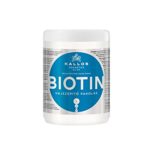 Kallos Biotin Beautifying Hair Mask 1000ml