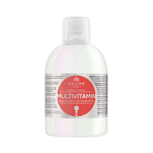 Kallos Multivitamin Shampoo 1000ml