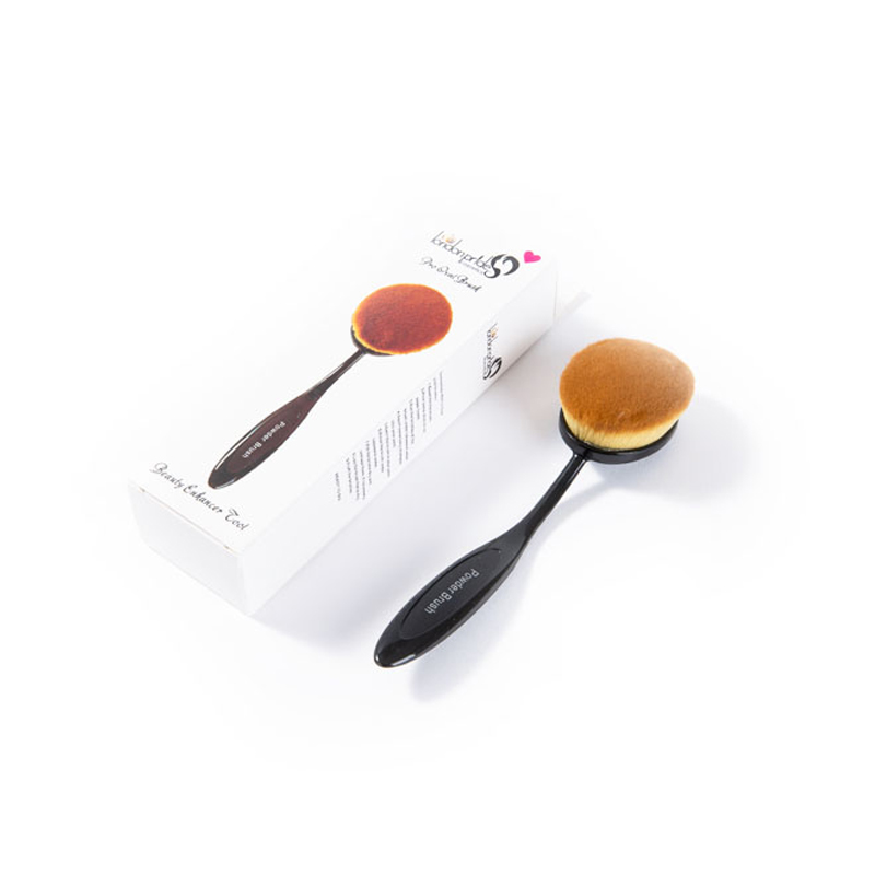 London Pride Pro Oval Powder Brush