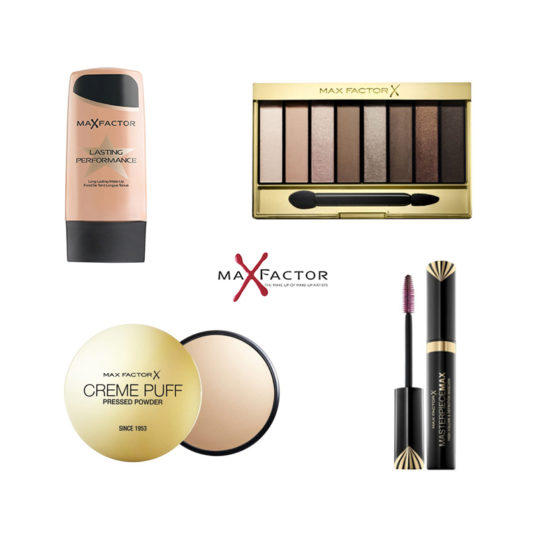 Max Factor Ultimate Collection