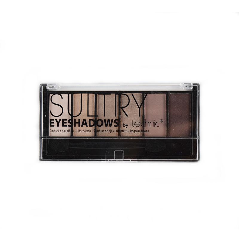 Technic Sultry Rosebud Eyeshadows Palette