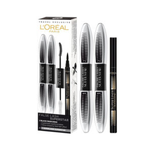 L'oreal False Lash Superstar Trio Kit