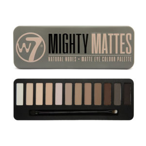 W7 Mighty Matte Natural Nudes