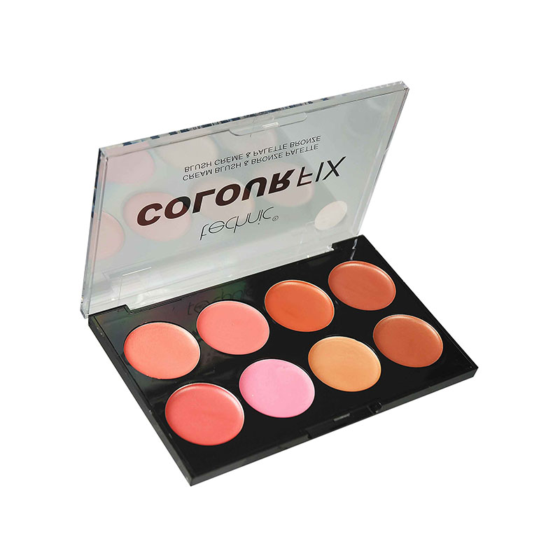 Technic Color Fix Cream Blush Bronze Palette
