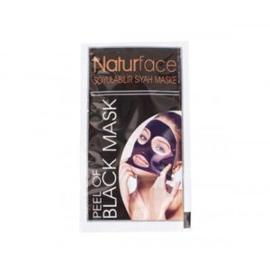 Naturface Peel Off Black Mask 15ml