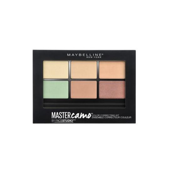 Maybelline Master Camo Concealer Palette 01 Light