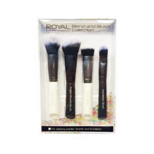 Royal Blend & Blush Brush Collection