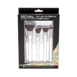 Royal Blend & Blush Brush Collection