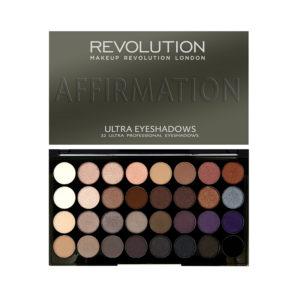 Makeup Revolution Affirmation Ultra 32 Shade Eyeshadow Palette