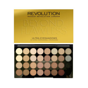 Makeup Revolution Beyond Flawless Ultra 32 Shade Eyeshadow Palette