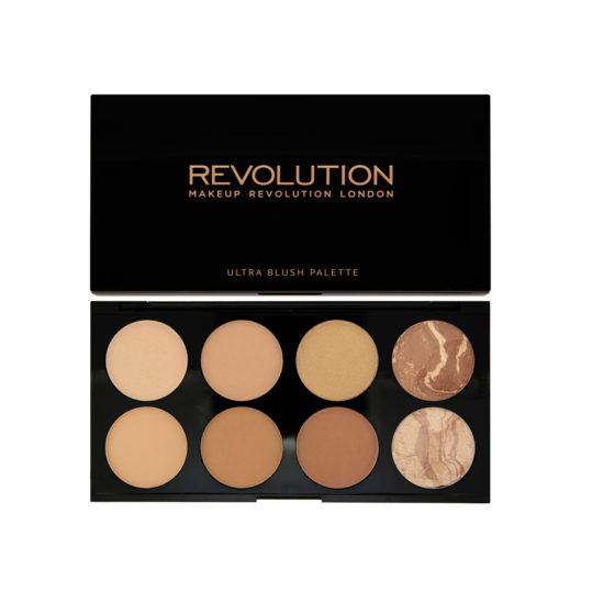 Makeup Revolution All About Bronze Palette