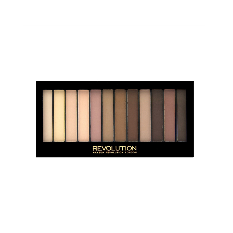 Makeup Revolution Essential Mattes 2 Eyeshadow Palette
