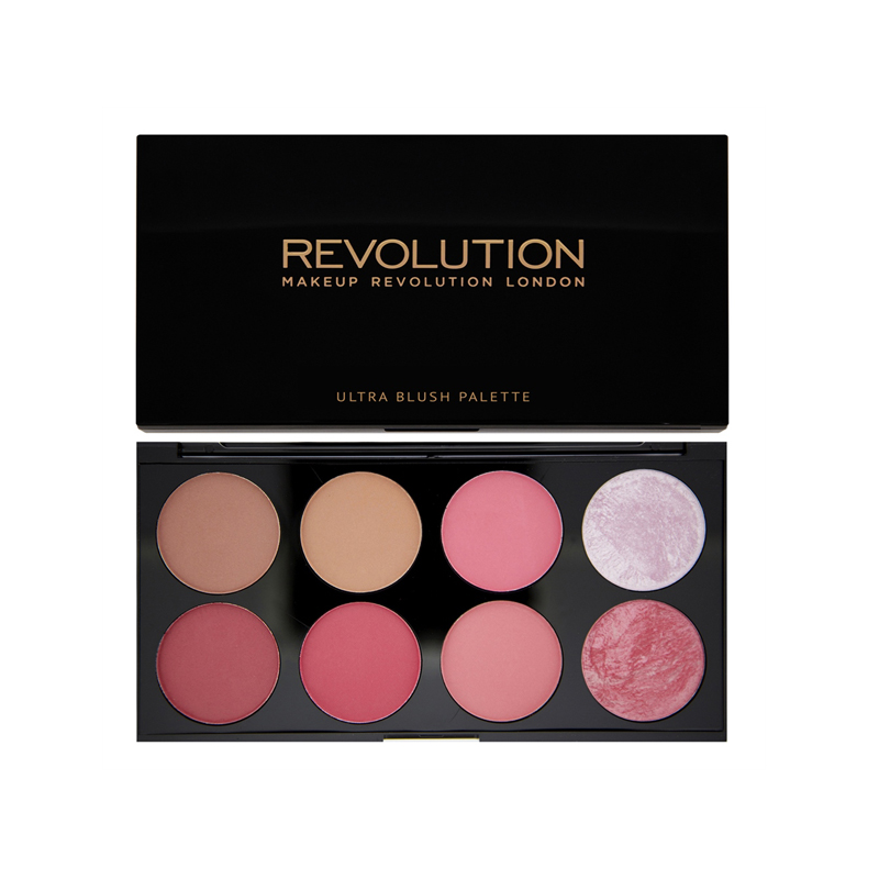 Makeup Revolution Sugar and Spice Ultra Blush Palette