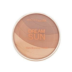Maybelline Dream Sun Triple Bronzing Powder 02 Brunette