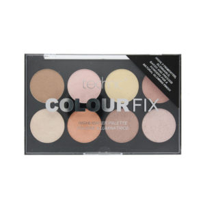 Technic Color Fix Highlighter Palette