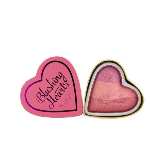I Heart Makeup Blushing Hearts Blushing Heart Blusher 10g