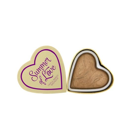 I Heart Makeup Blushing Hearts Summer of Love Bronzer 10g