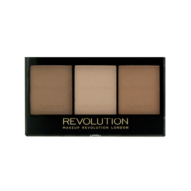 Makeup Revolution Ultra Sculpt & Contour Kit Ultra Light/Medium C04