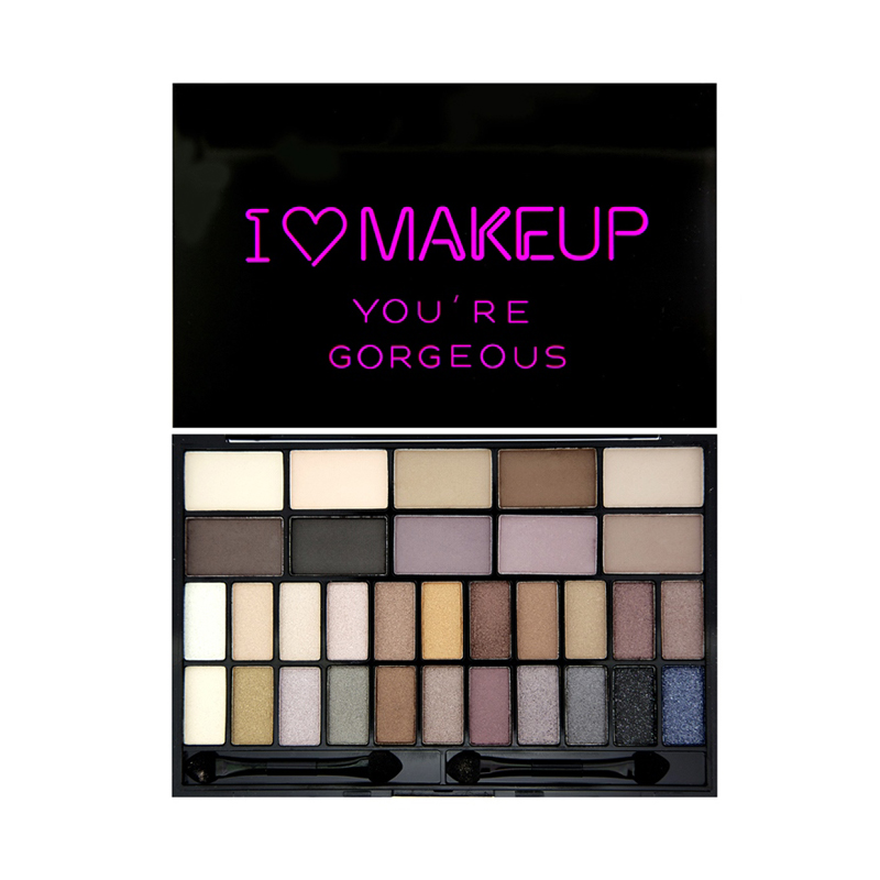 I Heart Makeup Theme Palette You're Gorgeous 20g